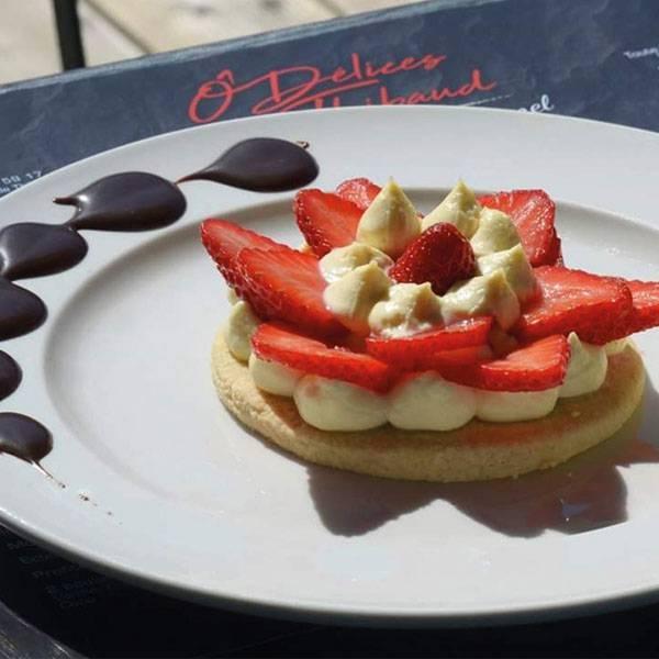 Le Restaurant - Ô Delices de Thibaud - Restaurant Toulouse